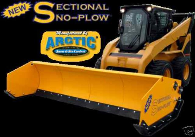 New Arctic Sectional Snow Plow : sectional snow plow - Sectionals, Sofas & Couches